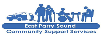 East Parry Sound Community Support Services logo